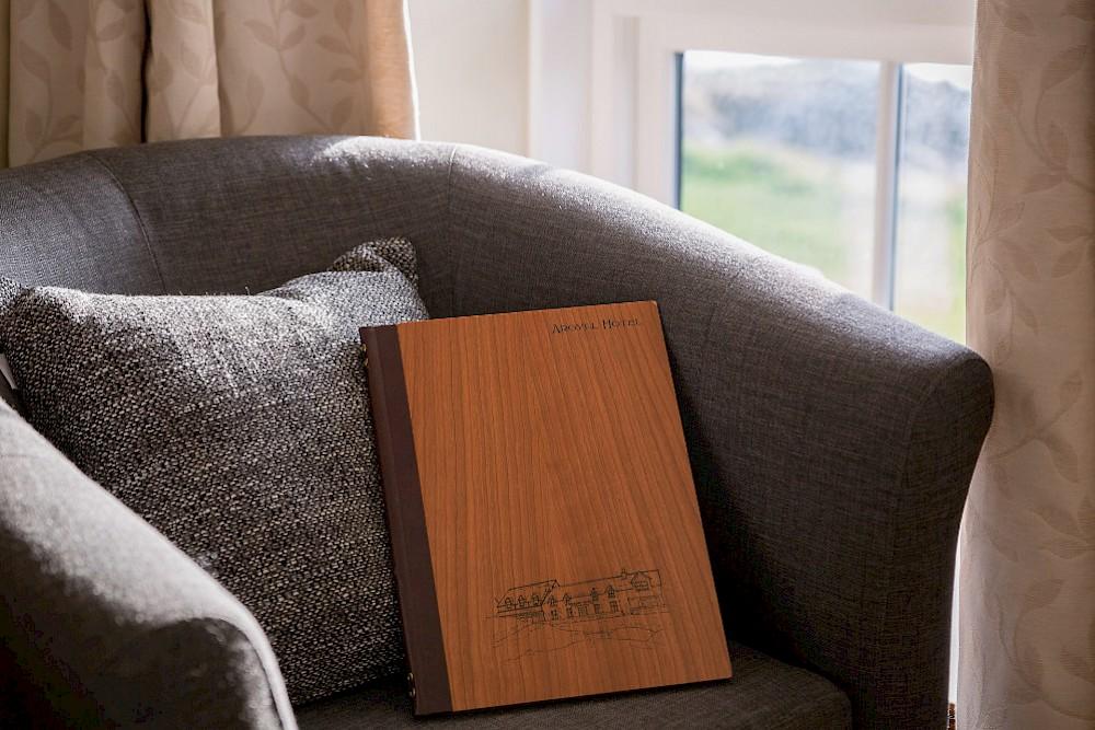 Argyll Hotel on Iona | Restaurant | Menu