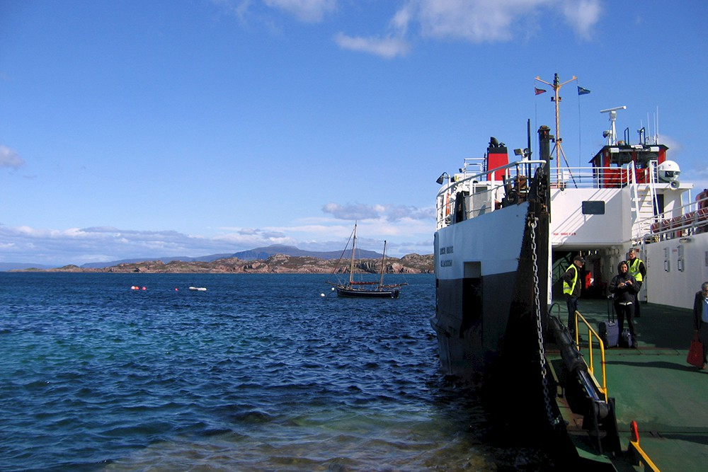 Argyll Hotel on Iona | Iona | Getting Here